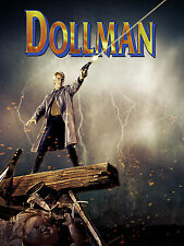 Dollman Blu-ray, Full Moon Features and Charles Band
