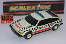 FN SCALEXTRIC C-362 ROVER 3500 PATRULLA POLICIA  EXCELLENT CONDITION  UNBOXED