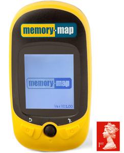 Memory Map 270 Pro Bike GPS Tracker Speedometer Odometer Altitude Trip Computer