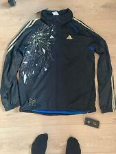 Mens Adidas Running Hooded Jacket Sponsored Medium London Olympic 2012