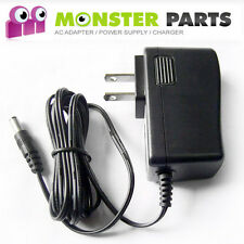 AC Adapter Replacement for KORG DT7  DT-7  DT10  DT-10  DT-10BK Chromatic Pedal