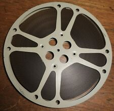 """Vtg 1970s 16mm Movie Film 1971 Walkabout Part 1 ONLY As-Is on 14"""" Goldberg Reel"""