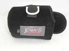 JAWS size L reel cover for Accurate BX 600 W Daiwa SA 50 Okuma 15II PENN 16 BLK