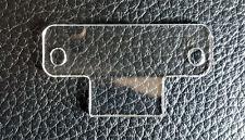 Thorens TD 124 Plexi Window for Strobe