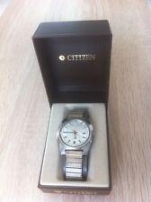 Citizen Automatic Herren Armbanduhr Retro Vintage Mit Original Uhrenschatulle