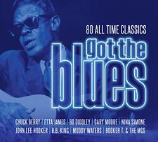 Got The Blues - Various Artists (CD) (2018)