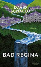 Bad Regina: Roman von Schalko, David | Buch | Zustand gut