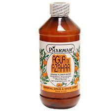 Orange Flower Water Pharmar / Agua de Azahar 8 FO