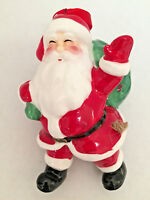 Christmas Ceramic Santa Christmas Ornament