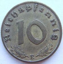 Top! 10 Reichspfennig 1936 E IN Very fine
