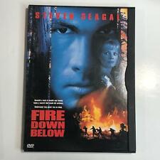 Fire Down Below Steven Seagal DVD Movie DVD149