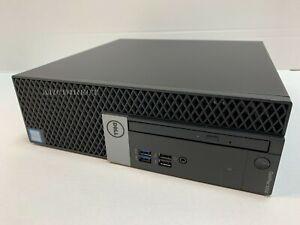 Dell Optiplex 5050 SFF 6th Gen i3 i5 i7 SSD HDD 8GB 16GB 32GB Desktop Computer