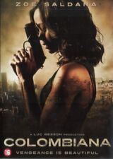 Colombiana DVD NEUF SOUS BLISTER