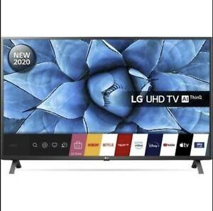 """LG 43UN7100 43"""" Smart 4K Ultra HD TV"""