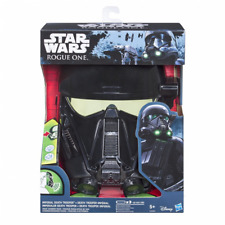 STAR WARS ROGUE ONE DEATH TROOPER VOICE CHANGER MASK BRAND NEW IN BOX