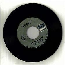 RENE & RENE  (Enchilada Jose)  White Whale 303
