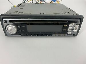 Vintage JVC KD-S670 CD receiver as-is condition, untested