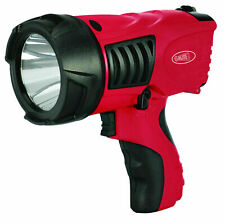 Clulite Clu-Briter FLAME 1000 Lumen 700m LED USB & Car Rechargeable Torch