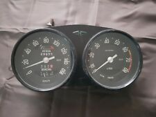 Autobianchi A 112 Abarth instrument rev counter speedometer fuel gauge A112 part