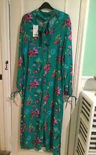 Mango Pussybow Maxi Dress.  Size XS-S (8-10)