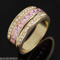 Ring Gr 59  Fingerring Gold gefüllt Herrenring Siegelring Goldring Damenring
