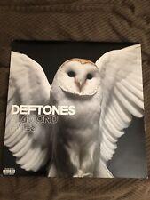 "Deftones ""Diamond Eyes"" White Vinyl LP VG OG 2010 Pressing RARE Autographed"