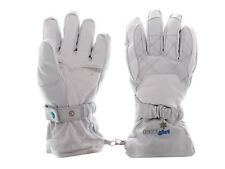 Level Fingerhandschuhe Glove Girl Instinct XCR weiß Gore-Tex Echtleder