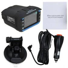 Anti Radar Laser Speed Detector Car DVR Recorder Video Dash Camera Night Vision