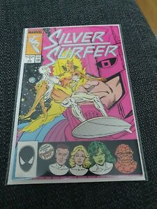 Silver Surfer 1 vfn Uber Rare First Issue