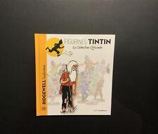 Figurines Tintin la collection officielle. Album n°23 Ridgewell. Moulinsart