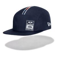 2020 Red Bull KTM Factory Racing New Era Camper Baseball Cap Navy Adults Size