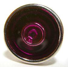 Solitäre runde Modeschmuck-Ringe ohne Stein