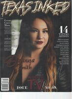 Texas Inked Deanna Smith As Seen On TV Issue No 09