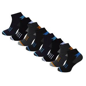 Herren SPORT Sneaker Socken Füßlinge mit Muster Sportsocken Sommersocken