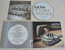 CD ALBUM DIGIPACK FUTURE VINTAGE ARNO 12 TITRES 2012