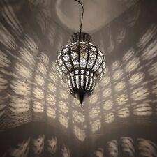 Orientalische Hängeleuchte Marokkanischer Lampe Orient Hängelampe KKCH_O H60 cm