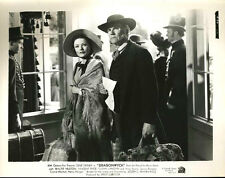"Gene Tierney Walter Huston Dragonwyck Original 8x10"" Photo #H6570"