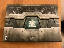 Starcraft Wings Of Liberty Collectors Edition Box Blizzard
