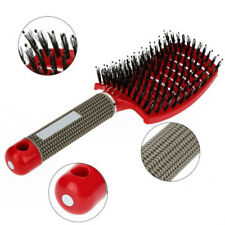 Curly Detangle Hair Brush Massage Comb Salon Hairdressing Styling Tool Salable