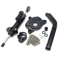 For KAWASAKI Z1000 2014 2015 2016 2017 CNC Damper Steering Stabilizer+Bracket