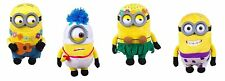 """Minions Soft Toy Large 11"""" Funny Costume Official Plush Movie 28cm New"""