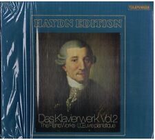Haydn: Opere Per Pianoforte Volume II / Rudolf Buchbinder - LP