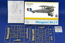 Eduard 1/72 MODEL KIT 7403 Nieuport N. 17 (serie fine settimana) c