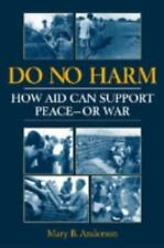 DO NO HARM [9781555878344] - MARY B. ANDERSON (PAPERBACK) NEW