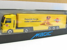Herpa / Magic 451239 MAN TGA Koffersattelzug Pedigree OVP (U8650)