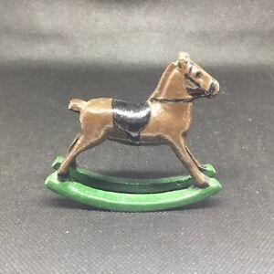 Wendal  ToyTown Rocking Horse (lime Green 399)