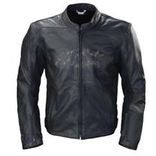 Shift Racing Vendetta Leather Motorcycle Jacket Blacl Brown Large LG