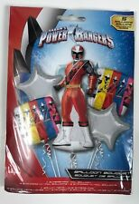 POWER RANGERS Foil Balloon Bouquet Set of 5