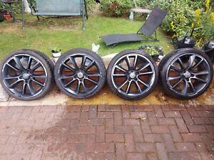 """Vauxhall  Astra H VXR Ronals 19"""" alloy wheels x4 5x110"""