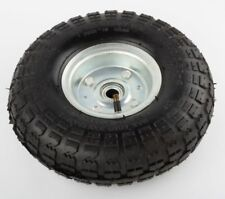 "(2) 10"" AIR TIRES Wheels for Handtruck Dolly Go Kart Wagon Hand Truck FREE SHIP"